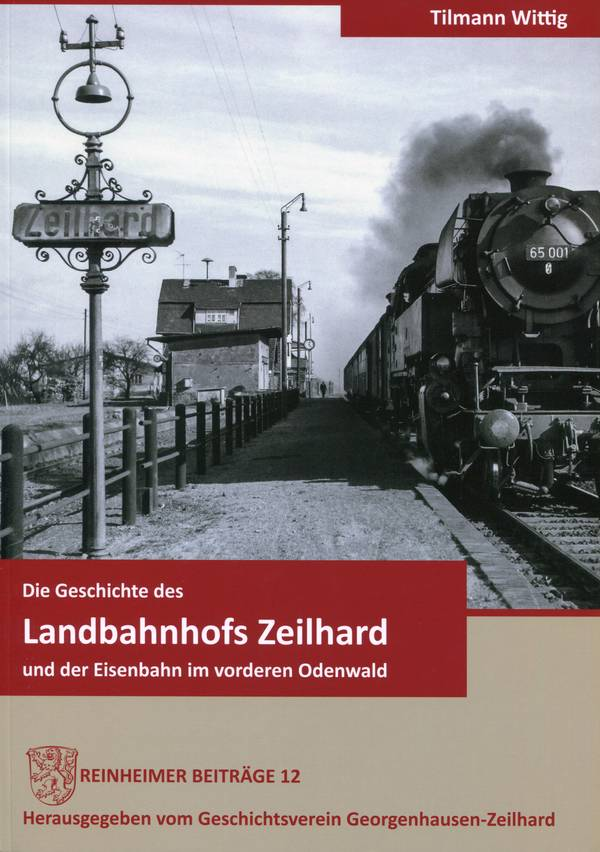 Frontcover Zeilhard.